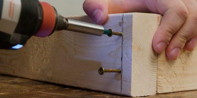 Как сделать подставку для ёлки своими руками: соберите рамку
