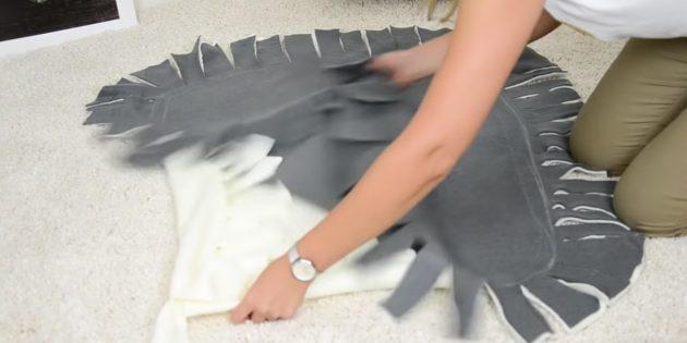 Лежак для собаки своими руками: положите подушку между деталями