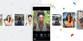 «Google Фото» для Android получает новый редактор снимков