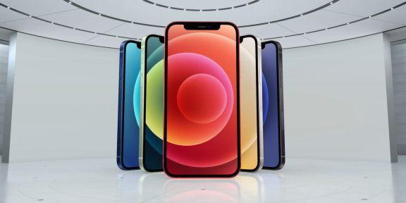 Apple представила iPhone 12: четыре смартфона с новым дизайном и 5G