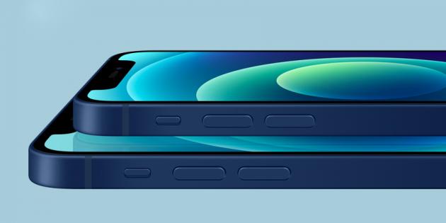 iphone 12 аккумулятор