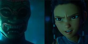 Disney выпустила первый трейлер мультфильма «Райя и последний дракон»