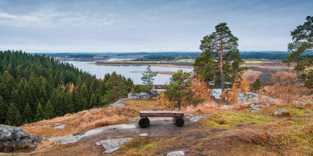 Куда поехать осенью в России: Сортавала