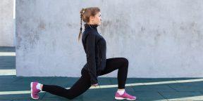Тренировка дня: прокачиваем гибкость без болезненных поз на растяжку
