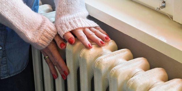 Перепады температур плохо влияют на состояние кожи
