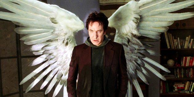 10 действительно классных фильмов про ангелов