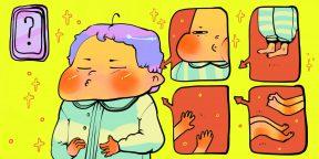 Как распознать диатез и что с ним делать