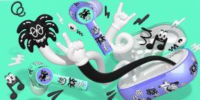 OnePlus представила беспроводные наушники Buds Z с впечатляющей автономностью и безумным дизайном