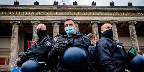 Как проходит вторая волна пандемии коронавируса в Германии