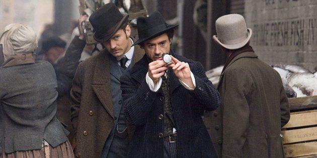 Фильмы про гениев: «Шерлок Холмс»