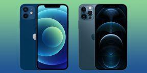 В России открыт предзаказ на iPhone 12 и iPhone 12 Pro