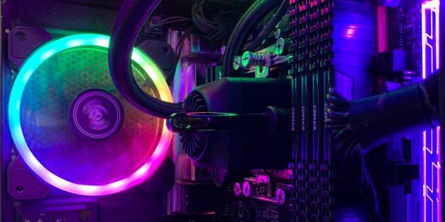 Компьютер включается и сразу выключается: проверьте охлаждение процессора