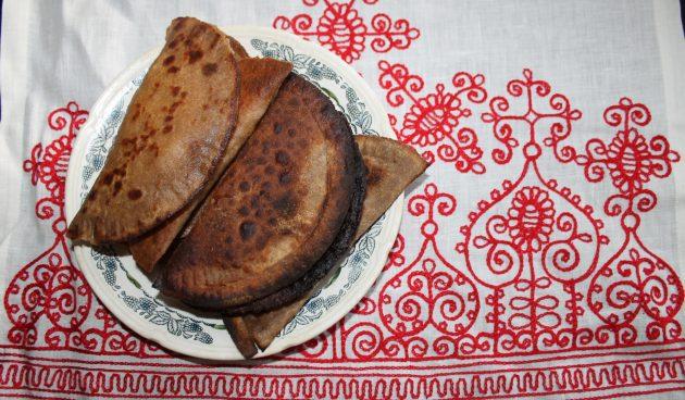 Кейтин-пирой с рисом