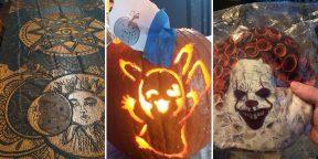 Страшно посредственно: 10 примеров неудачных декораций для Хеллоуина
