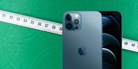 iPhone 12 Pro научили измерять рост людей