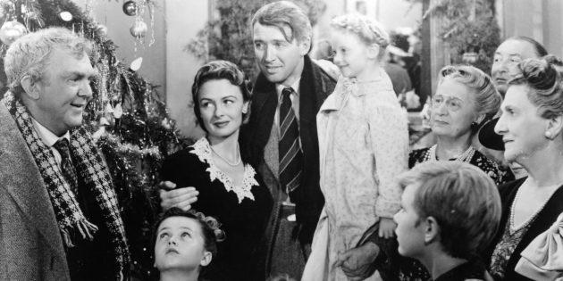 Новогодние фильмы: «Эта замечательная жизнь»