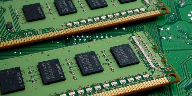 Компьютер включается и сразу выключается: проверьте оперативную память