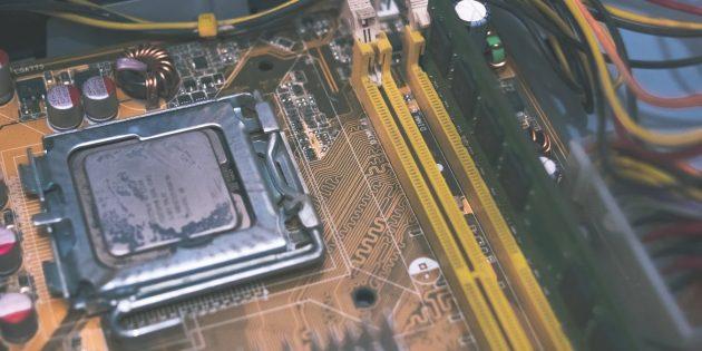 Почему компьютер включается и сразу выключается: проверьте чистоту внутри