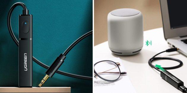 Bluetooth-передатчик Ugreen