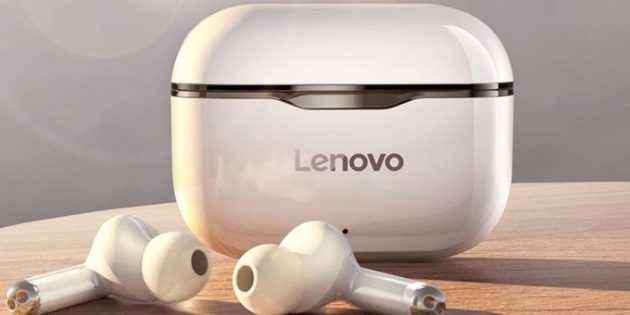 Наушники Lenovo LP1