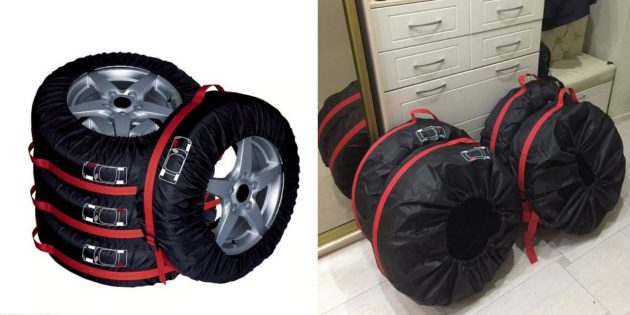 Чехлы для колёс и шин