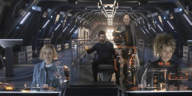 Лучшие сериалы 2020 года: «Звёздный путь: Пикар»