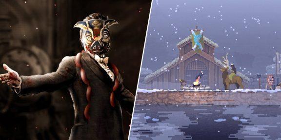 Epic Games Store раздаёт хоррор Amnesia: A Machine for Pigs и стратегию Kingdom New Lands