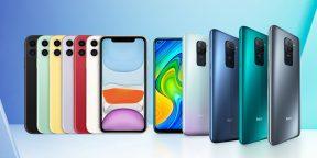 Xiaomi опередила Apple и вошла в тройку крупнейших производителей смартфонов