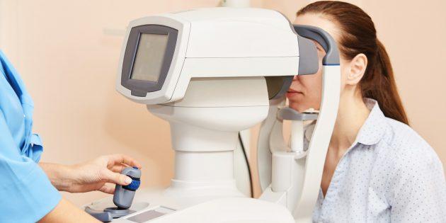 Офтальмологический рефрактометр помогает распознать амблиопию