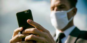 На деньгах и смартфонах коронавирус живёт гораздо дольше, чем считалось ранее