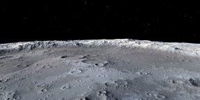 Учёные NASA официально объявили, что нашли воду на видимой стороне Луны