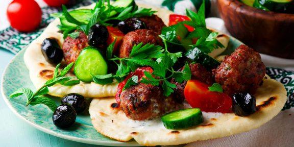 Что приготовить, если хочется попробовать греческую кухню
