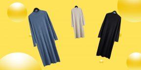 Надо брать: удобное платье на все случаи жизни за 1 467 рублей