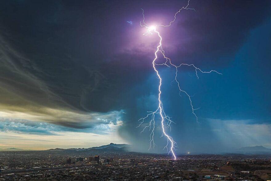 15 фото погоды с конкурса The Weather Photographer