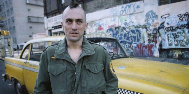 Фильмы про одиночество: «Таксист»