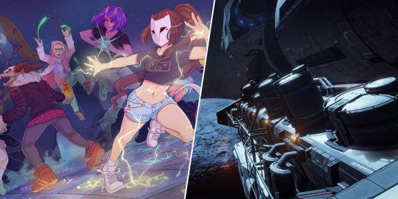 Epic Games Store раздаёт космический симулятор Elite Dangerous и визуальную новеллу The World Next Door