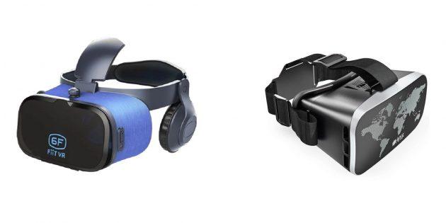 Что подарить брату на Новый год: очки виртуальной реальности