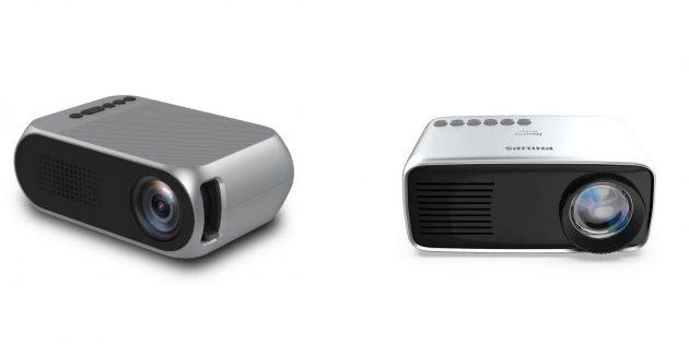 Что подарить брату на Новый год: домашний мини-проектор