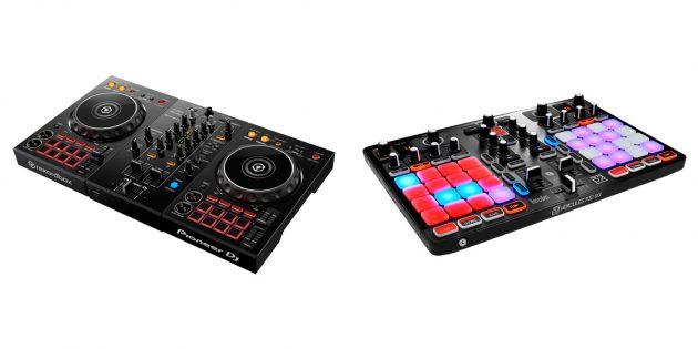 Подарки мужчине на Новый год: DJ-контроллер