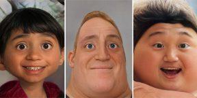 От Моны Лизы до Майлза Моралеса: как в реальности могли бы выглядеть люди с картин и герои мультфильмов