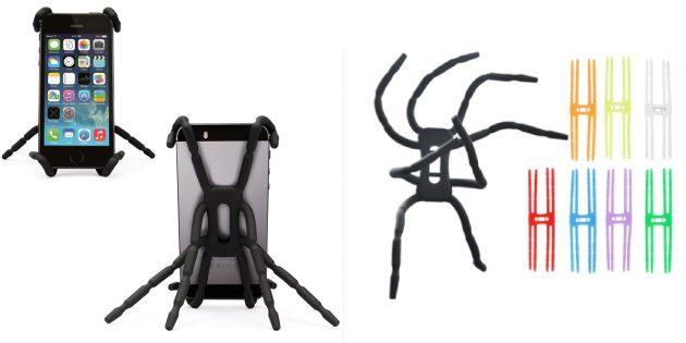 Подставка в виде паука