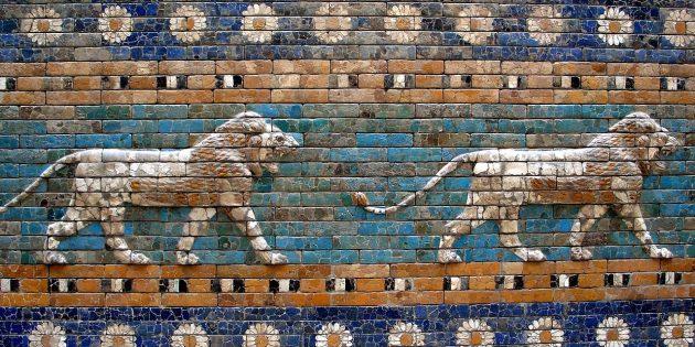 Новогодние традиции Вавилона: Акиту