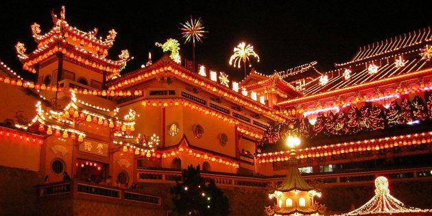 Новогодние традиции Древнего Китая: Чуньцзе