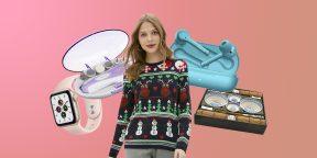 16 интересных и полезных подарков жене на Новый год