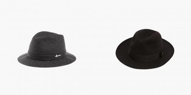 Что подарить дедушке на Новый год: Шляпа