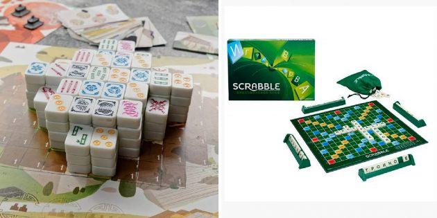 Подарки дедушке на Новый год: Настольная игра