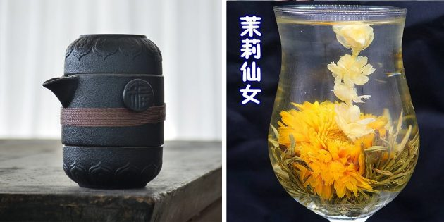 Подарки для тех, кто плохо переносит холод: чайник или чай
