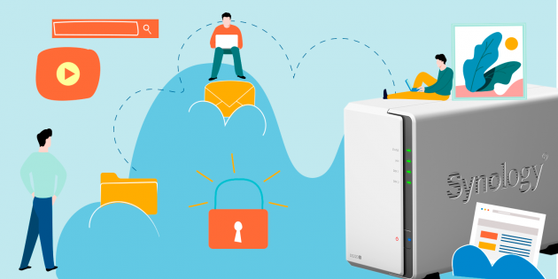 Хранение данных: DS220j станет вашим личным облаком без абонентской платы