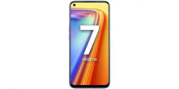 Какой смартфон купить в 2021году: Realme 7