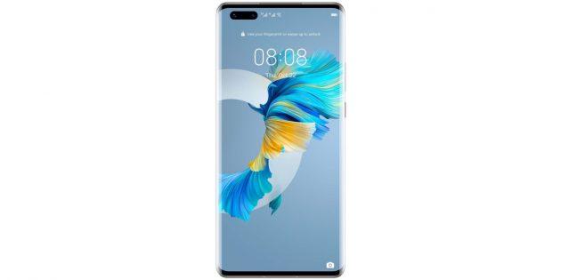 Какой смартфон купить в 2021году: Huawei Mate 40Pro